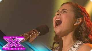 Carly Rose Sonenclar's $5 Million Song - THE X FACTOR USA 2012