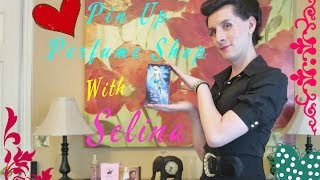 ASMR - Pin Up Perfume Shop With Selina