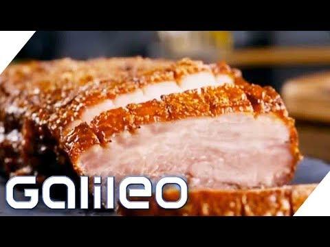 Den besten Schweinebraten der Welt im Internet bestellen! Geht das? | Galileo | ProSieben