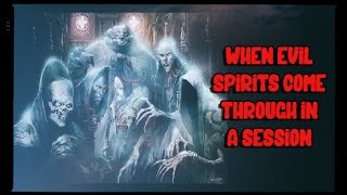 "Video ""The Devil Is Coming""  - Evil SCD-1 Session - Huff Paranormal MP3, 3GP, MP4, WEBM, AVI, FLV Maret 2019"