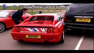 Why Girls Should NOT Drive Ferraris
