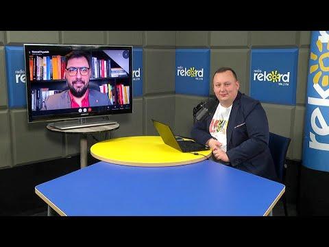 Rozmowa Radia Rekord i Telewizji Dami - poseł Konrad Frysztak