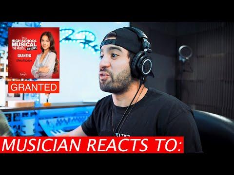 Musician Reacts To Olivia Rodrigo - Granted