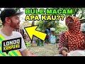 Prank Bule Gak Bisa Bahasa Inggris Diledekin Ibu2 Jualan