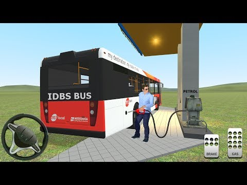 Bus Simulator Indonesia - Heavy Load Coach Bus Driver - Android Gameplay