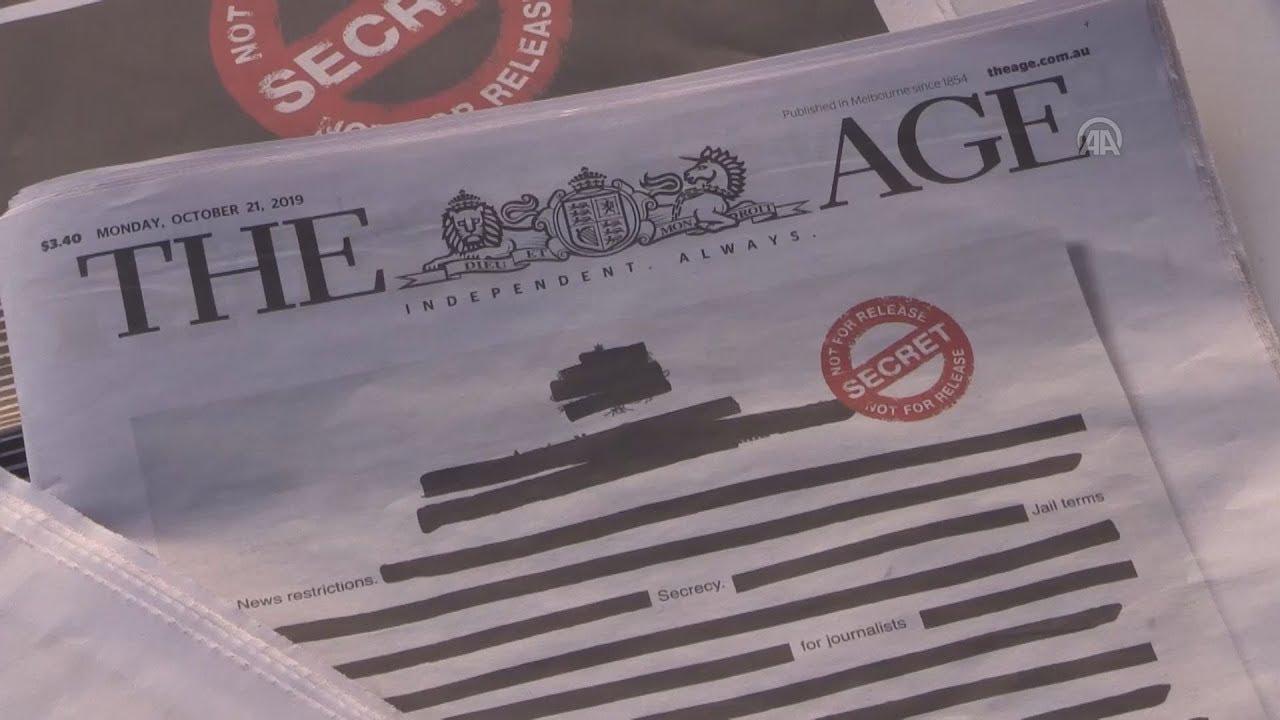 Αυστραλία: Με μαύρα πρωτοσέλιδα κυκλοφόρησαν οι εφημερίδες