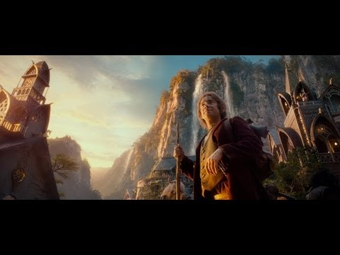 "Image of J. R. R. Tolkien ""The Hobbit: An Unexpected Journey"" (Official Trailer 2) - The Hobbit Movie Trailer 2"