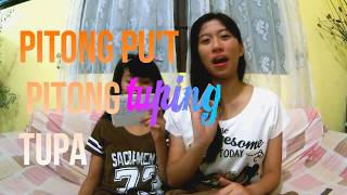 TONGUE TWISTER Challenge w/ my cousin