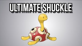 Shuckle is the one pokemon you don't want to mess with although does have several counters. Shuckle Bold Nature Leftovers or...