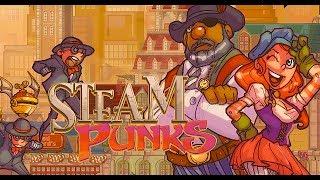 Steam Punks YouTube video