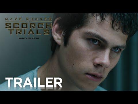 Maze Runner: The Scorch Trials (Trailer 2)