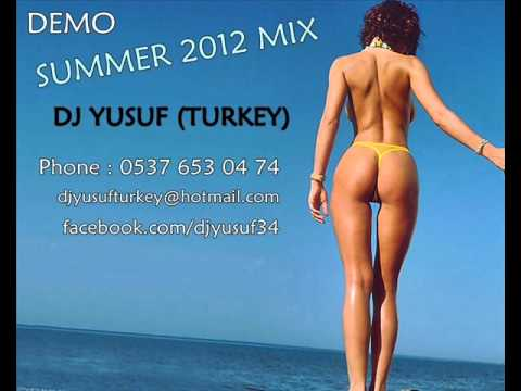 2012 Summer Bass Mix – Dj Yusuf Turkey ( Araba müzikleri )