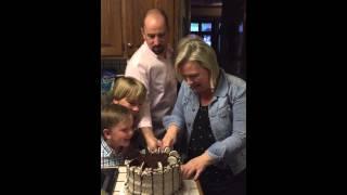 Kluk nebo holka? Je to v dortu.