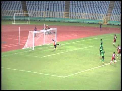 San Juan Jabloteh (0-4) Central FC