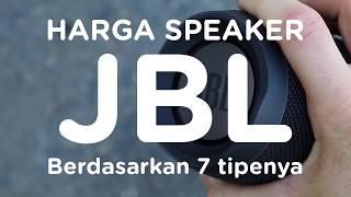 Hi Sahabat Telunjuk,Dari sekian banyak model speaker JBL yang dijual di pasaran, kami rangkum jadi 7 model yang paling pas. Nonton dulu video-nya baru beli speaker JBL-nya!#MilihDenganMudah