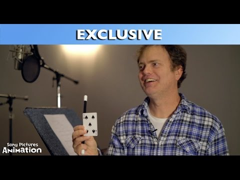 Smurfs: The Lost Village (Viral Video 'Rainn Wilson Getting Into Character')