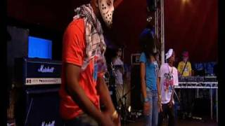 Lady Leshurr - A Millie (BBC Introducing stage at Glastonbury 2010)