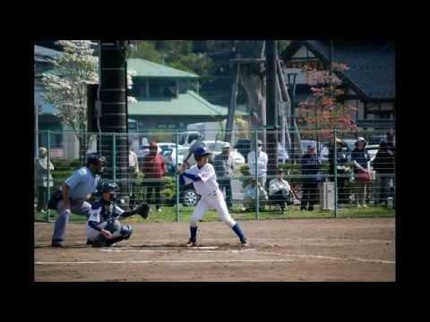 千厩中学校野球部 2014その1