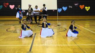 Hmong Dance @ Rio Linda's Hmong Knight 2016