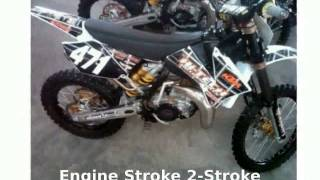 1. 2009 KTM SX 85 - Info, Specification