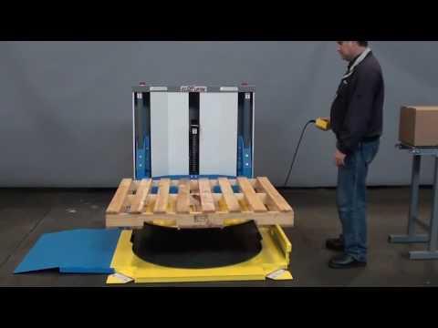 Bishamon EZ-Off Floor Level Lift Table