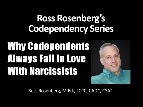 Codependents Always Fall In Love With Narcissists. An Inevitable Relationship. Expert Advice
