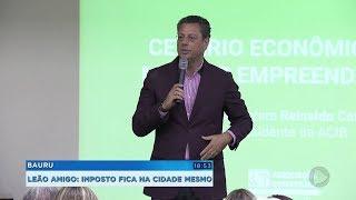 Projeto 'Leão Amigo' destina parte do imposto de renda a entidades assistenciais