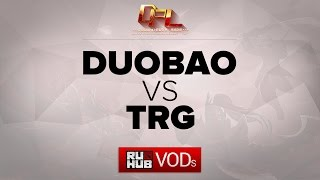 TRG vs DUOBAO, game 2
