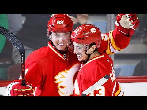 Video: Why Sam Bennett is a big key to Flames season