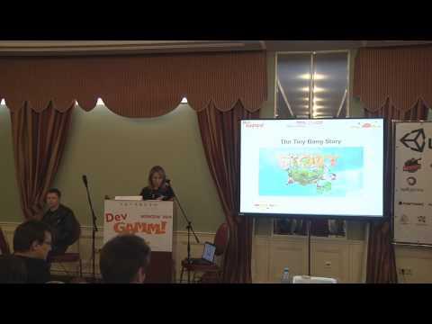 Strategic Music: Особенности музыкального оформления детских игр (DevGAMM Moscow 2014)