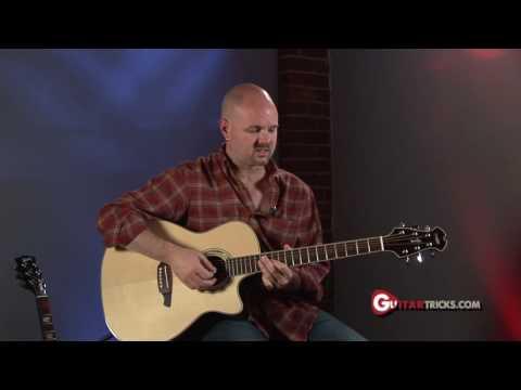 Open String Technique – Acoustic Guitar Lesson – Guitar Tricks 23