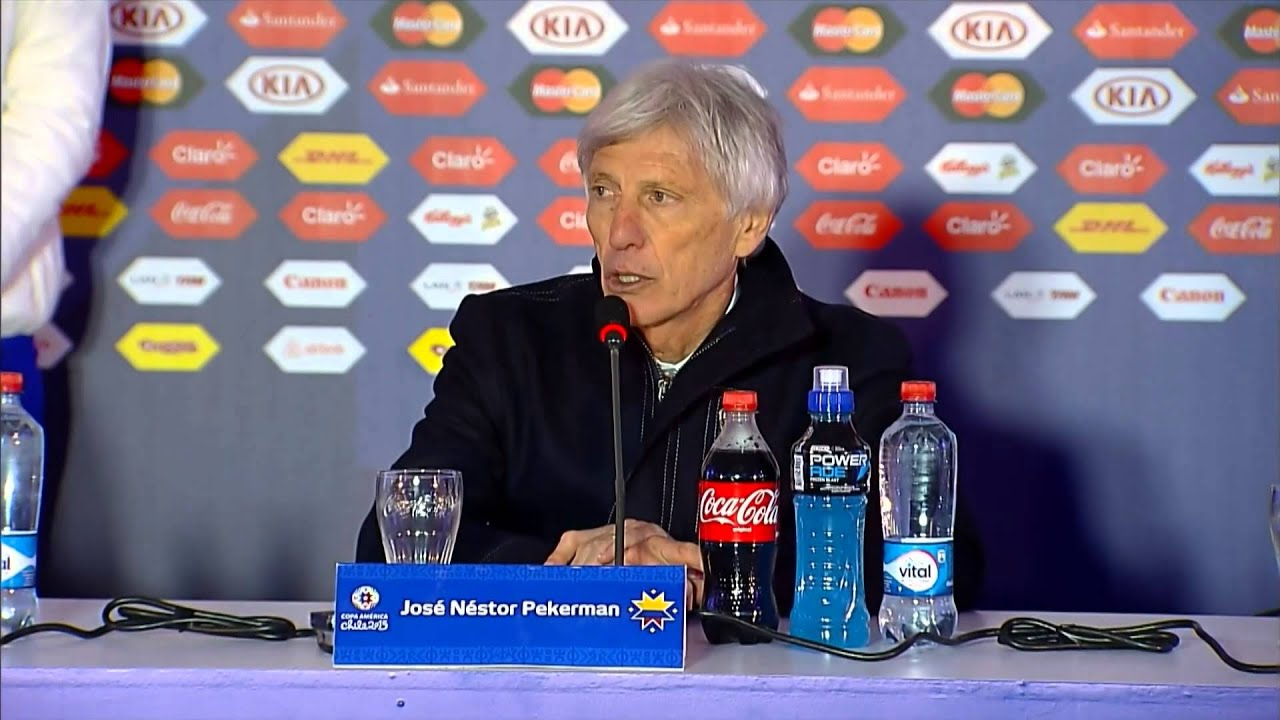 Pekerman: Colombia improvement an encouraging sign #CopaAmericaChile2015