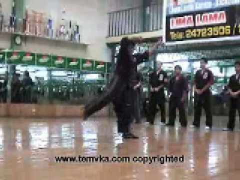 lima lama - El GRand Master Mario Villanueva, Fundador de Lima Lama en Guatemala, con algunos de sus cinturones negros. Video Producido en 2004, en el Gimnasio Mega Lima...
