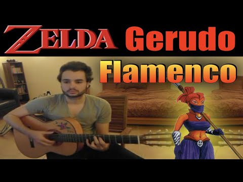 Gerudo Valley - Zelda Gerudo Valley Best Acoustic Guitar Cover love game love song hope you love cover.