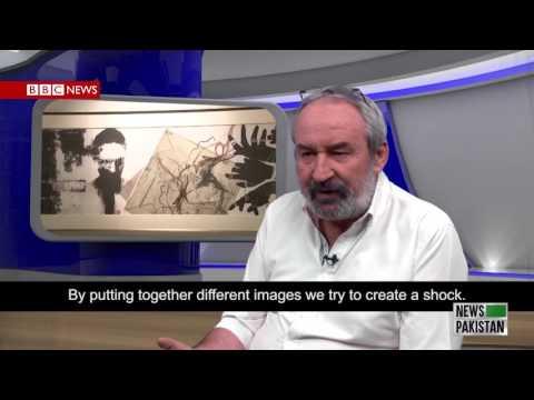 French Artist Jean François Chenin Interviewed