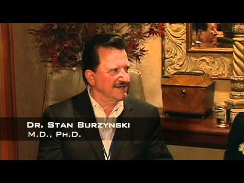 0 DR. Stan Burzynski, Advanced Cancer Gene Targeted Therapy Pioneer