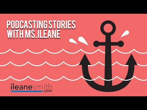 Watch 'Podcasting Stories with Ms. Ileane '