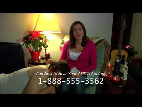 Depressing ASPCA Commercial