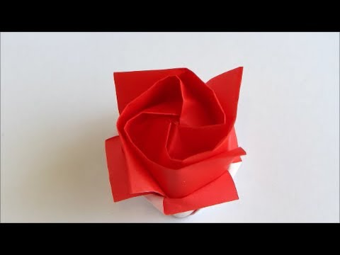 Flower Tutorial - 012 -- Kawasaki Rose