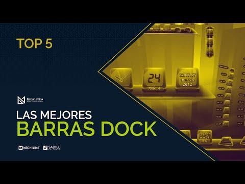 TOP 5: Las mejores barras dock para windows gratis