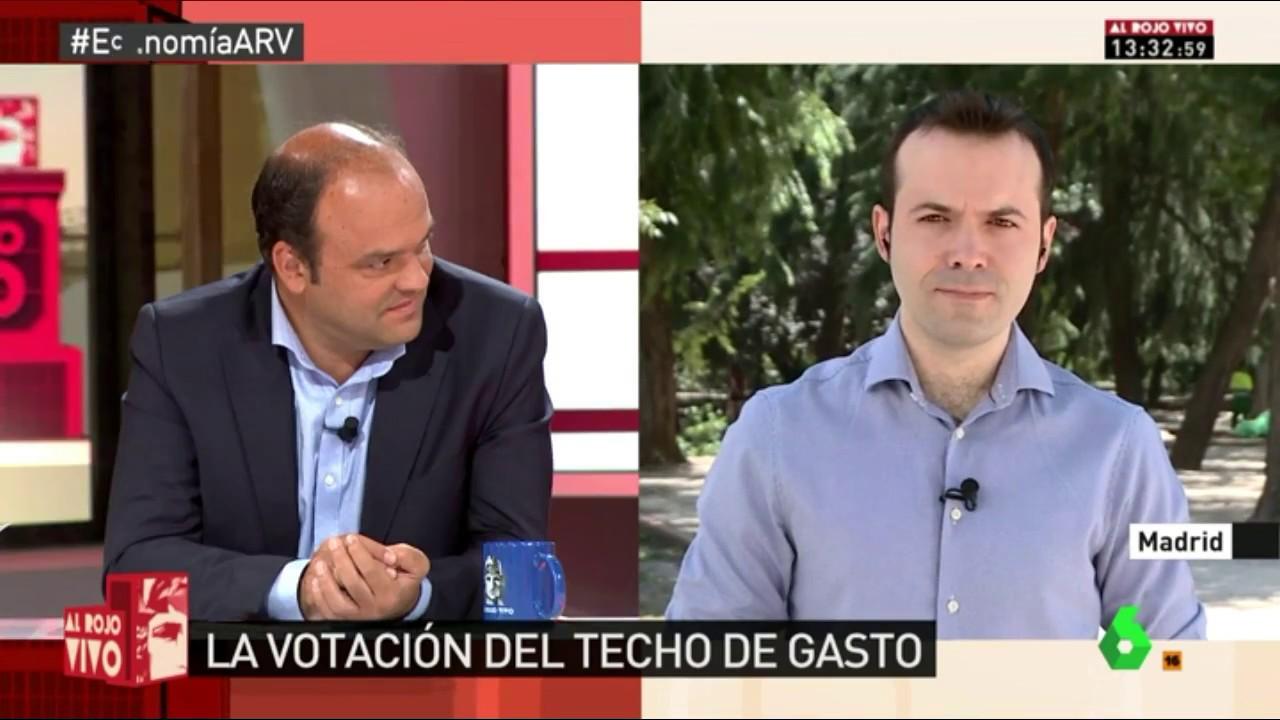 Techo de gasto y pensiones - 11/7/2017