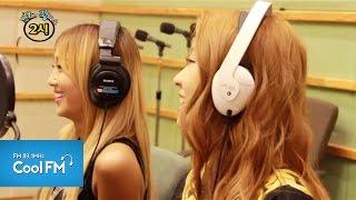 2014.07.31_KBS Cool FM 89.1MHz 매일 14:00~16:00 조정치&장동민의 2시 http://www.kbs.co.kr/radio/coolfm/joha/ 어서옵쇼 with 씨스타 (소유, 보라, 다솜, 효린)