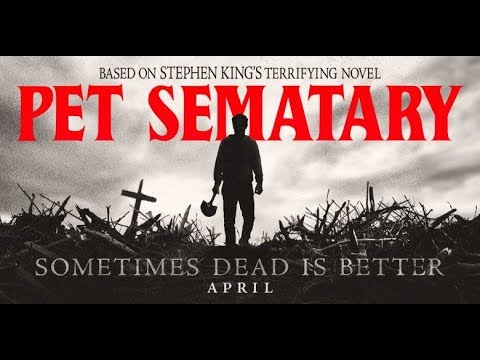 Pet Sematary 2019 trailer reaction video!
