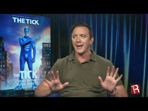 Still Ticking! The Return of The Tick