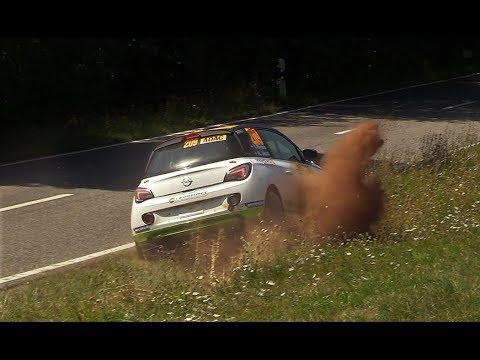 ADAC Rallye Deutschland 2018 | JUMPS & MISTAKES ! DAY 2 [HD]