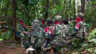 El gobierno de Colombia y la guerrilla Ejército de Liberación Nacional (ELN) comenzaban el lunes la tercera ronda de los diálogos de paz, con la intención de ...