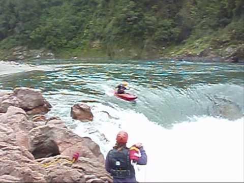 brandon martin white water kayaking new zealand