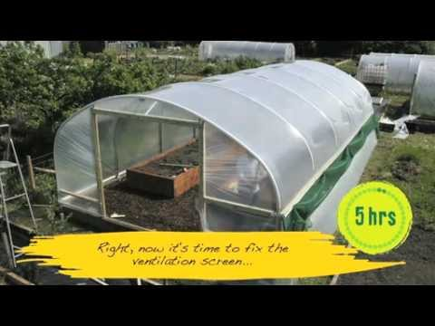 polytunnels - First Tunnels have a 7 man CSCS trained dedicated polytunnel construction team who have a wealth of polytunnel construction knowledge and are more than happy...