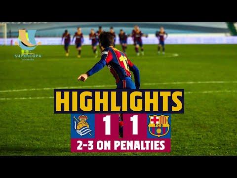 🤯 TER STEGEN & RIQUI PUIG penalty heroes! | HIGHLIGHTS | Real Sociedad - Barça 💥