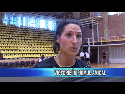HANDBAL: HCM RM VALCEA, VICTORIE IN PRIMUL AMICAL